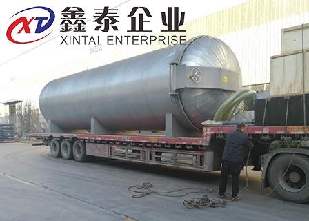 巨型硫hua罐硫huagongyi